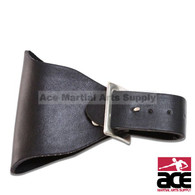Dirk Frog Black Leather Strap