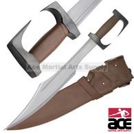 300 Spartan Sword Silver