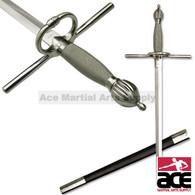 21 1/2 inch Medieval Knight's Dagger W/ Scabbard