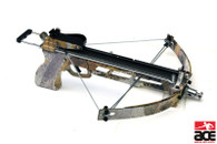 CANNONBOLT 40LB DUAL COMPOUND METAL PISTOL CAMO CROSSBOW