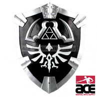 Dark Legend of Zelda Hylian Shield Twilight Princess