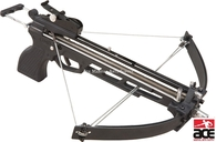 CANNONBOLT Dual Compound Crossbow Black Hunting 2005A-BK