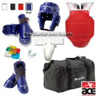 Macho Total Sparring Set with FREE BAG