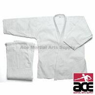 Karate Uniform 10 oz (Medium Weight), White
