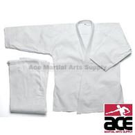 Karate Uniform 10 oz (Medium Weight), White