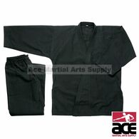 Karate Uniform 10 oz (Medium Weight), Black