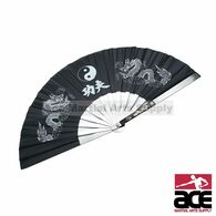 Aluminum Fan, Black