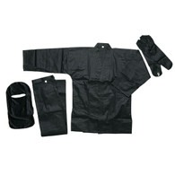 Authentic Full Ninja Uniform Set