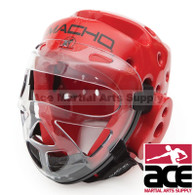 Macho Dyna Face Shield, Clear