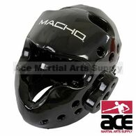 Macho MVP Head Gear, Black