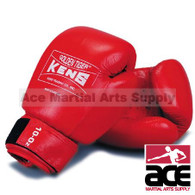 GTMA Leather Boxing Gloves
