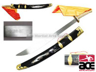 Spring Steel Chinese Martial Art Broad Sword Scabbard