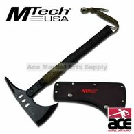 MTech USA Tactical Tomahawk Axe With Survival Kits