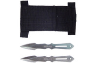 "5.5"" Set of 2 Baby Master Throwing Knives"