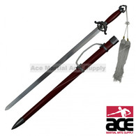Chinese Tai Chi Sword with Scabbard