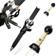 Roman Gladiator Sword - Black