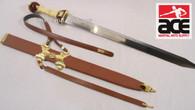 Brown Roman Gladiator Sword