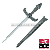 "11"" Egyptian Scarab Dagger"