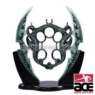 Dual Blade Fantasy Dragon Dagger