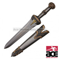 "15"" Jeweled Roman Gladiator Dagger"