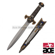 "13"" Jeweled Roman Gladiator Dagger"