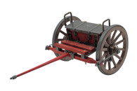 Civil War Cannon Cart
