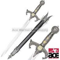Crusader Knight Templar Short Sword