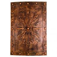 Battersea Celtic Barbarian Polyresin Shield