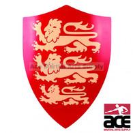 Medieval Crusader Shield Richard Lion Heart