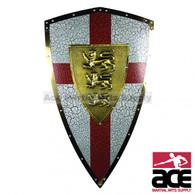 Richard the Lionheart Medieval Knight Shield