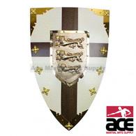 Medieval Crusader Shield Richard the Lionheart