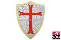 Cross Ancree Mini Shield Buckler