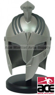 """8"""" dia. HELMET WITH 1"""" STAND"""