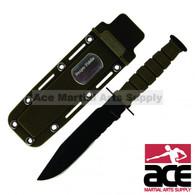 R33AR GREEN NECK KNIFE