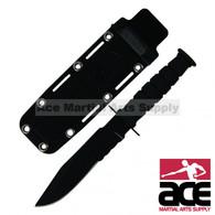 R33BK BLACK NECK KNIFE
