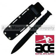 R34BK BLACK NECK KNIFE