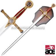 Classic Mason Sword