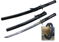 Musashi Handmade Wakizashi Samurai Sword Shoto Sharp