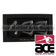 """3PC 3"""" MINI POCKET KNIFE (1BLD, 2 BLD & 3 BLD)"""