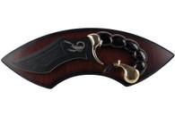 Egyptian Scorpion Fantasy Dagger