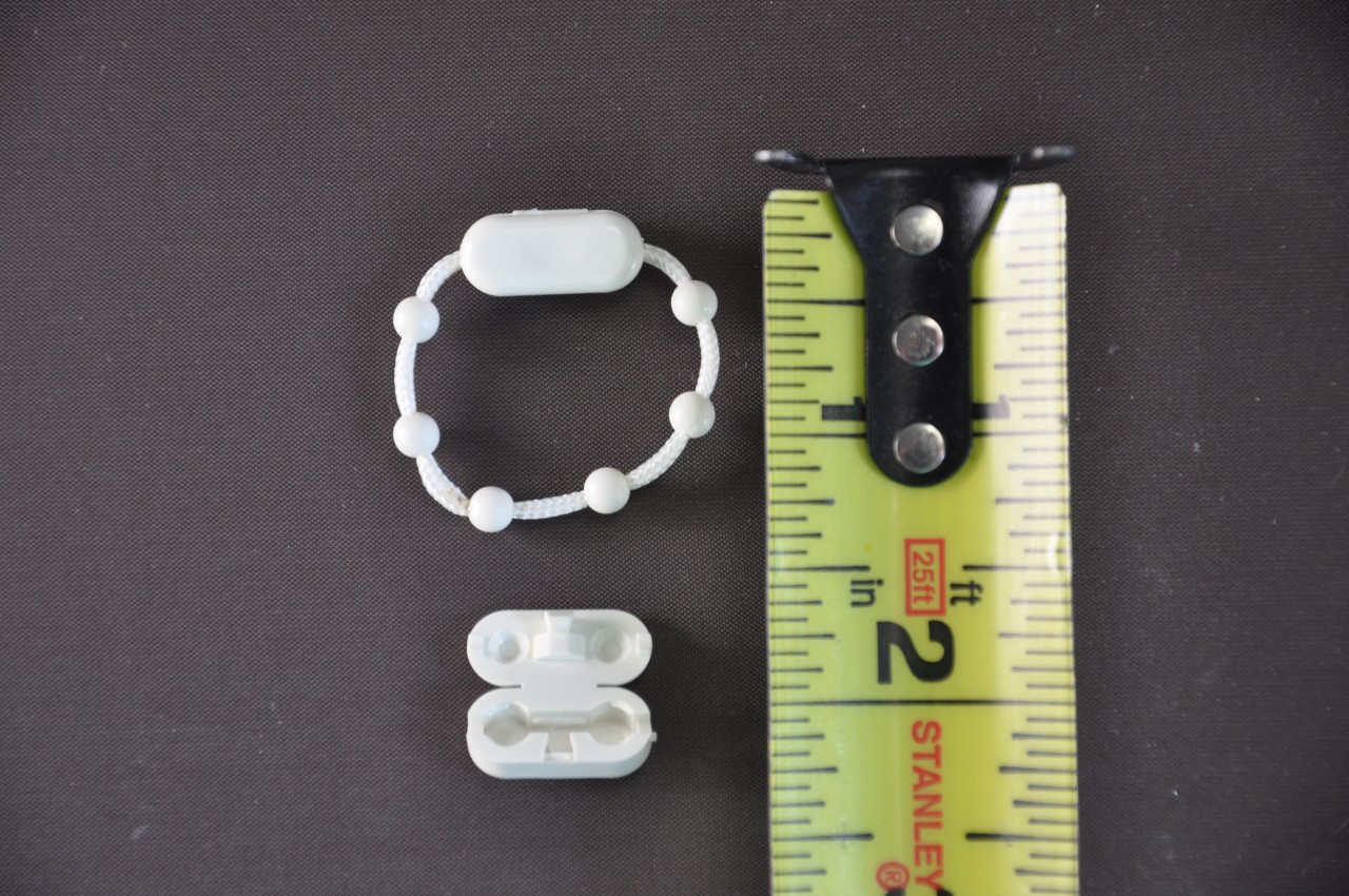 Cord Connector For Roll Ease Beaded Chain Vanilla