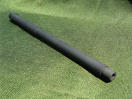 """Black Hole Weaponry AR-15 18"""" Mid-Length Stainless Steel 6 ..."""