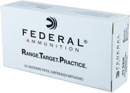 Surplus Ammo 40 S&W 180 Grain FMJ Federal Range.Target.Practice Ammunition RTP40180