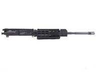 "Surplus Ammo | Surplusammo.com SAA 5.56 16"" M4 1:7 Nitride Carbine Tapco Intrafuse Handguard A2 Complete Upper Receiver"