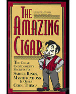 The Amazing Cigar Book by Giovanni Livera