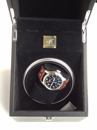 Single and double watch winder. Specially priced.