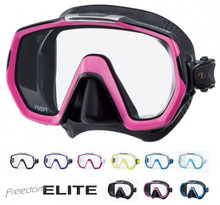 Freedom Elite Tusa Mask