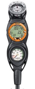 Suunto CB - Two In Line Zoop Novo with Compass
