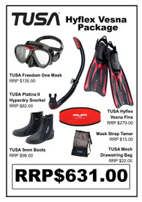 TUSA Freedom One Hyflex Vesna Open Heel Package