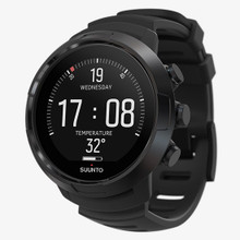 Suunto D5 Computer (All Black/Lime Black)
